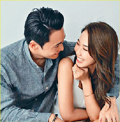 ■Jessica表示同未婚夫拍拖初期是long D,至近年男方來港工作關係才較穩定。