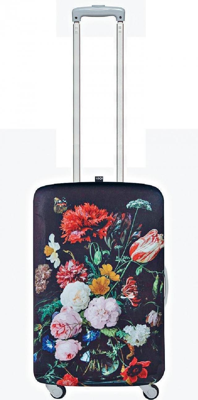 LOQI旅行箱套 原價各$238至$268 (現在八折發售)