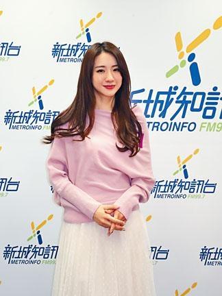 菊梓喬否認鄭俊弘是執二攤唱《鐵石心腸》。