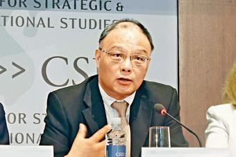 ■南京大學教授朱鋒被取消美國簽證。