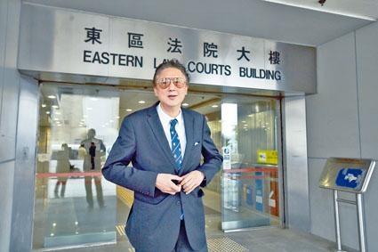 ■律政司退休高級檢控官布偉倫,被控刑事損壞罪。