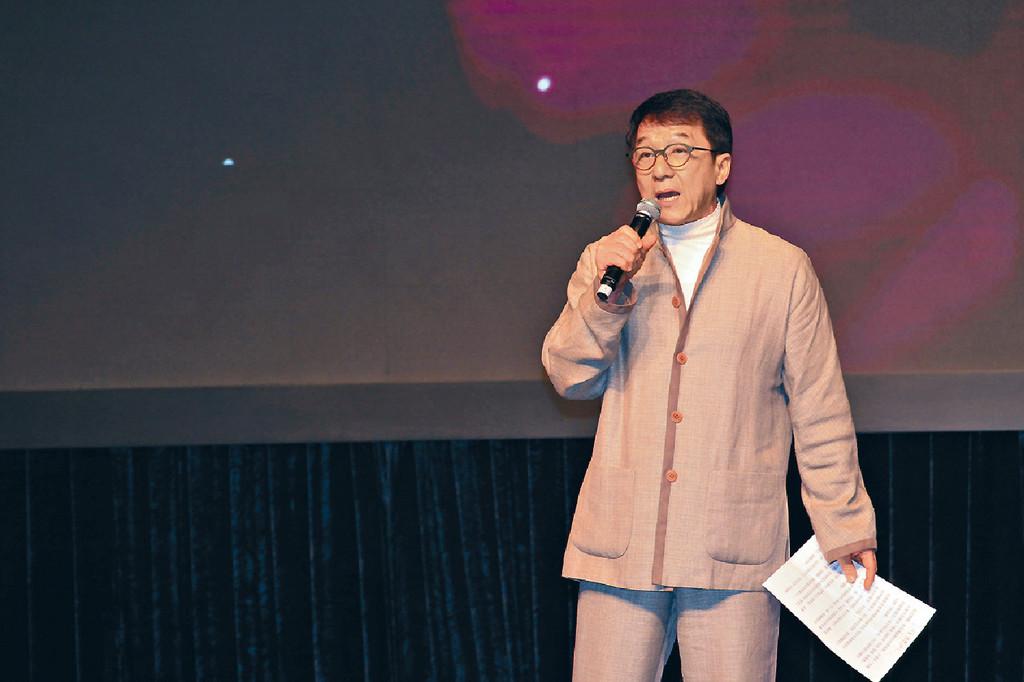 ■活動大使謝霆鋒及主辦的楊政龍。
