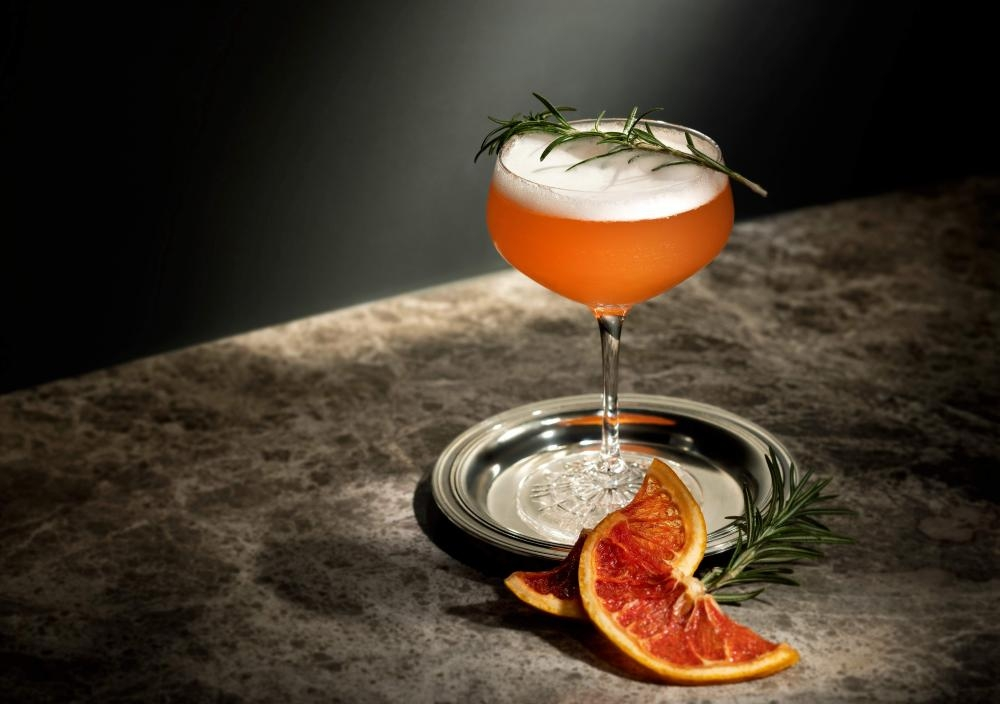 Pacific Bar的調酒師團隊經持續試驗後,終炮製出三款精調雞尾酒。