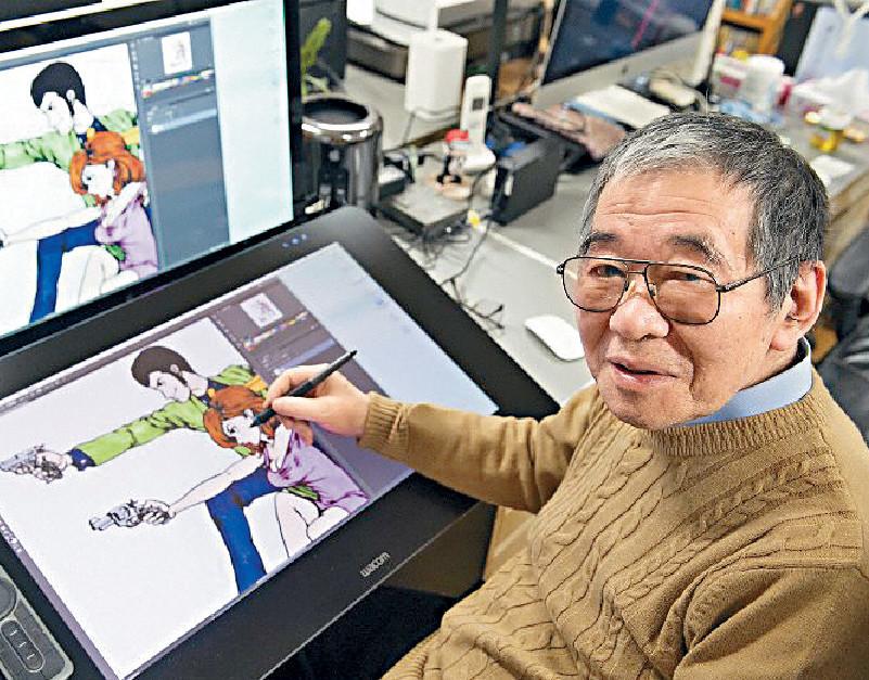 ■日本漫畫家Monkey Punch享年81歲。網上圖片