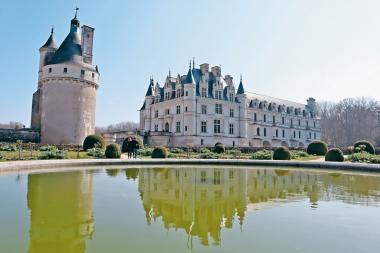 纏綿法國王室五百年  淑女城堡