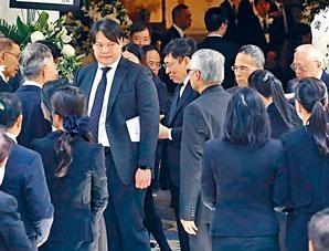 郭炳湘長子郭基俊加入新地成為非執行董事。