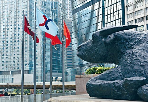 中港兩市本周將進入調整期,料港股會在3萬點窄幅上落。