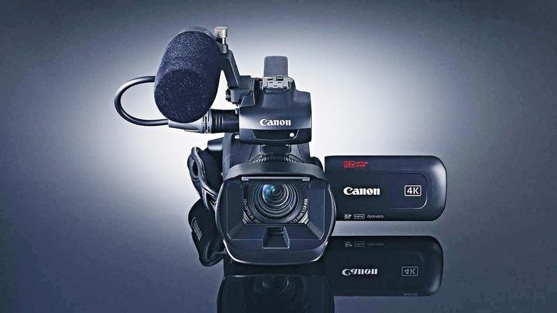 XA40輕便4K攝錄