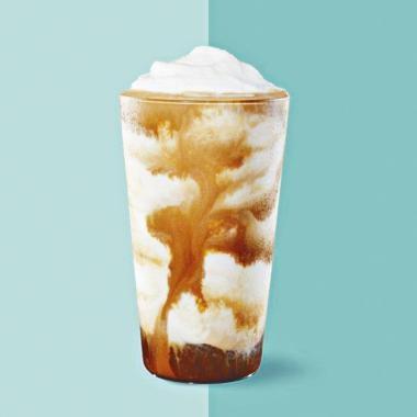 消暑冰雪咖啡