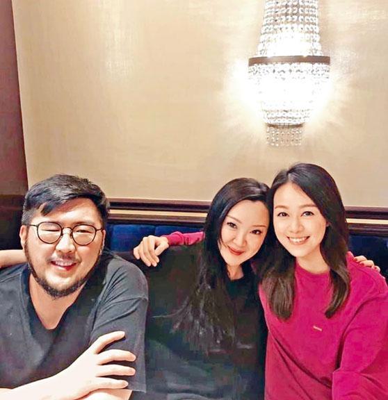 劉翁太太與心穎份屬好友,唔信老公會跟她出軌。