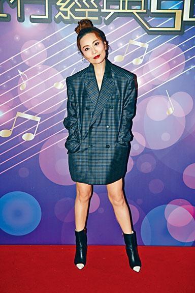 傳胡蓓蔚在節目中與黃心穎的合唱歌被抽起,今次她將獨唱兩首歌。