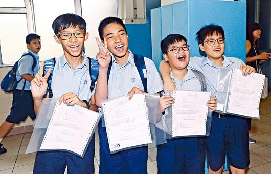 升中「統一派位」階段已經展開,今年適齡學童較去年增加逾三千人,家長選校不宜過分進取。