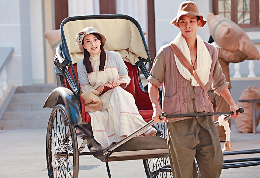 ■提到《福爾摩師奶》演技被讚,令陳瀅對未來演出打了支強心針。