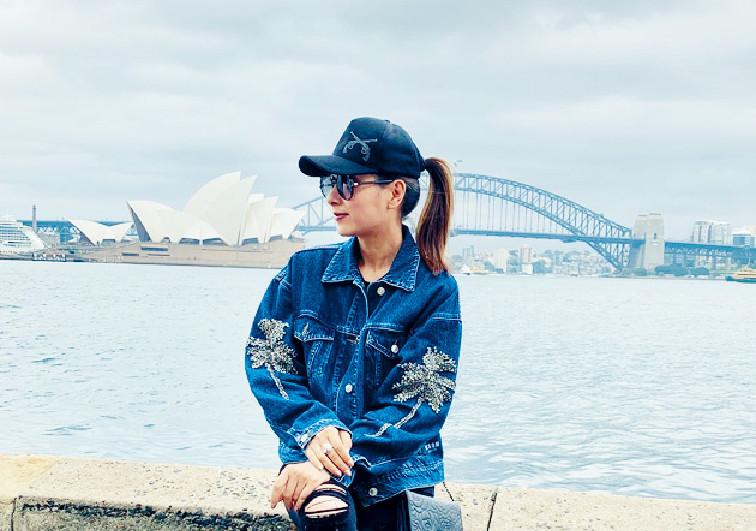 ■上月,恭如去咗澳洲做嘢,順道玩幾日。