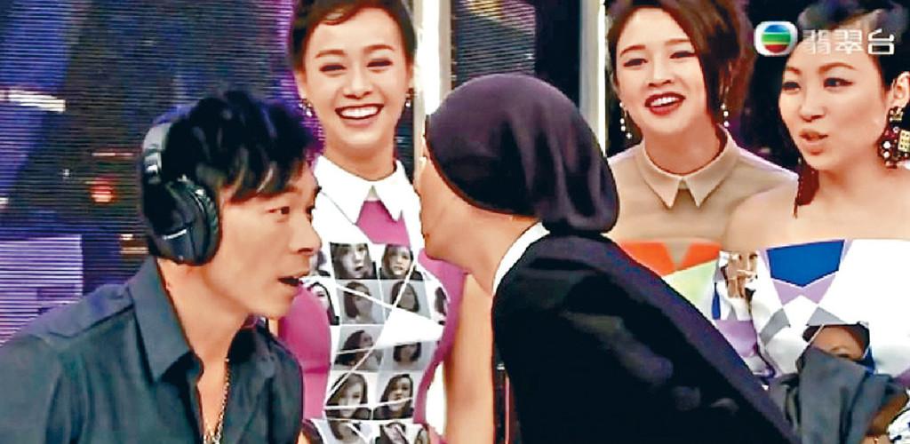 ■心穎的舊節目《我愛香港》與許志安同場,亦被觀眾要求腰斬。