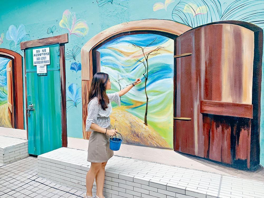 王麗童立志將來為藝術教育方面作出更多貢獻。