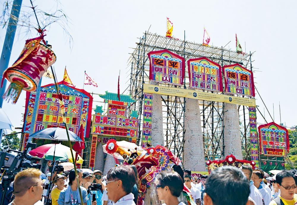 下周日便是一年一度長洲太平清醮。