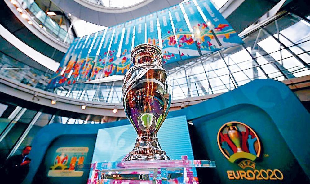 明年歐國盃將在歐洲十二個國家舉行,本港NowTV及Now E將直播全部五十一場賽事。