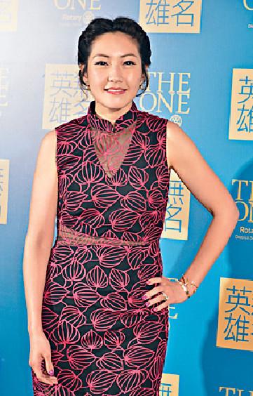■前無線新聞主播蔡雪瑩,16年下嫁上市公司主席朱威霖,育有一對子女。