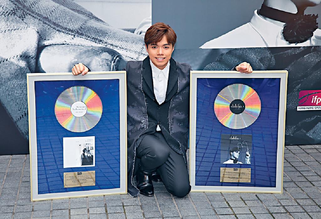 ■軒仔表示今年還會出兩張唱片。
