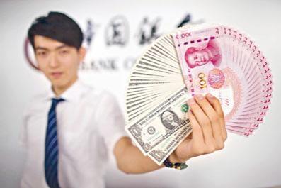 ■在中美貿戰影響下,人民幣匯價亦受衝擊。