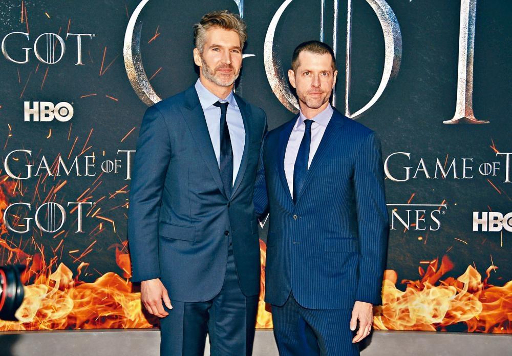 《權》劇編劇David和D.B.落實執導《星戰》新3部曲的首集。
