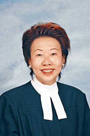 主任裁判官吳蕙芳
