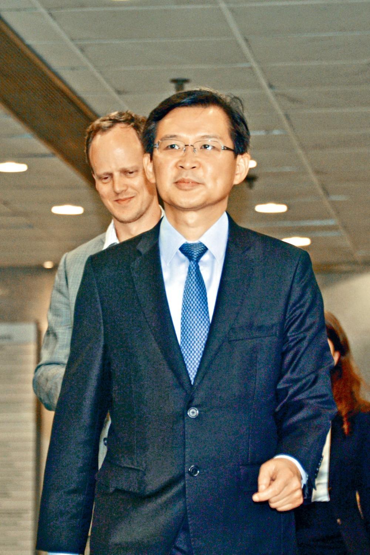 康宏環球前執行董事曹貴子,涉嫌串謀詐騙遭廉署起訴。