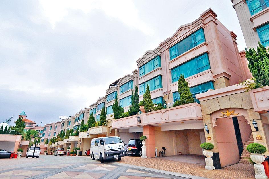 赤柱富豪海灣D型雙號屋,以約1.68億成交。