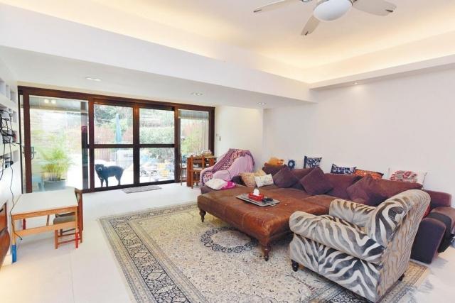 ■這個放盤為西貢匡湖居單號屋,實用面積1323方呎。