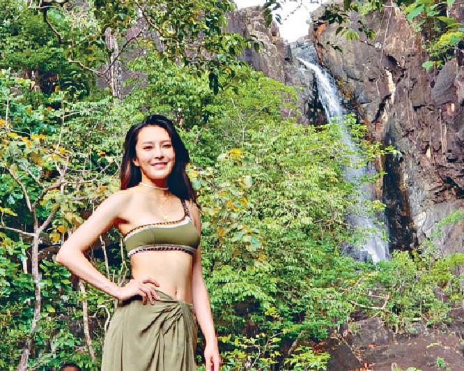 ■呢套bra top係泰國之行唯一「福利」。
