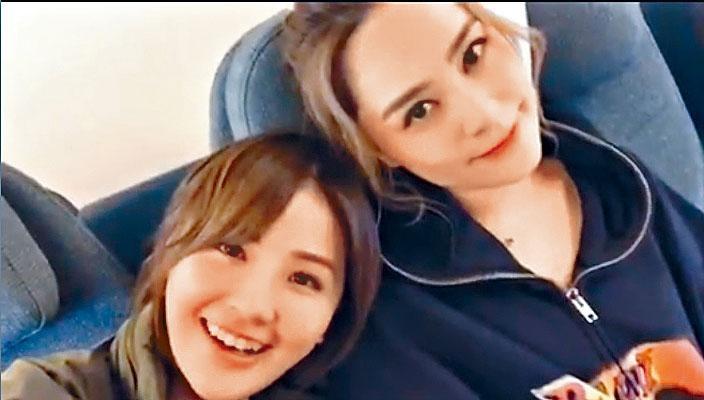 Twins相約一起快閃日本之旅,慶祝成軍18周年。