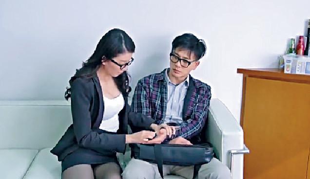 ■14年,黃宗澤跟陳嘉桓已首度在電影《男人唔可以窮》中合作。