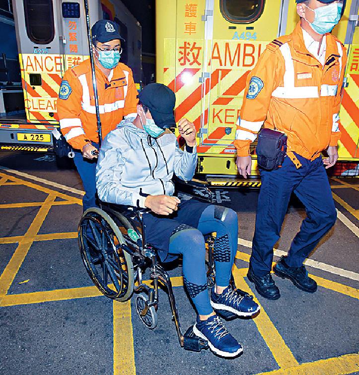 ■郭子豪去年3月27日涉尖沙咀酒後駕駛被捕。