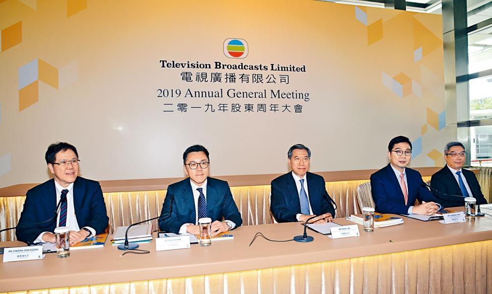 TVB管理層轉趨保守,決定將手上投資組合套現後,日後將盡量不沾手股票及債券。