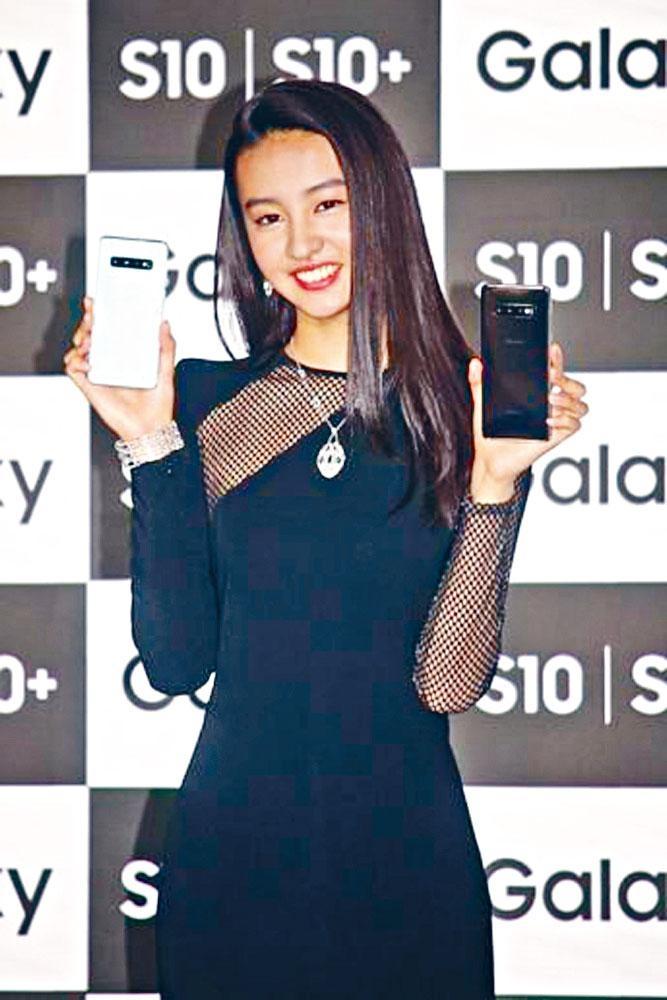 Koki昨日出席手機代言活動,廣告更由名師拍攝。