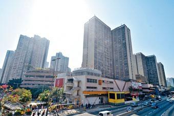 ■黃大仙下邨單位以四百五十六萬沽出,創公屋綠表造價新高。