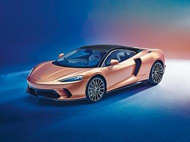 McLaren GT舒適取向