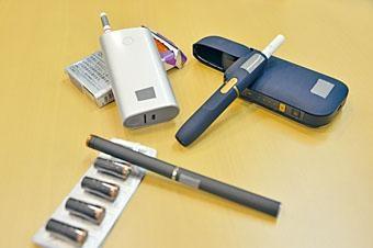 ■全球九成電子煙產品均來自中國,當中六成產品經香港轉口。