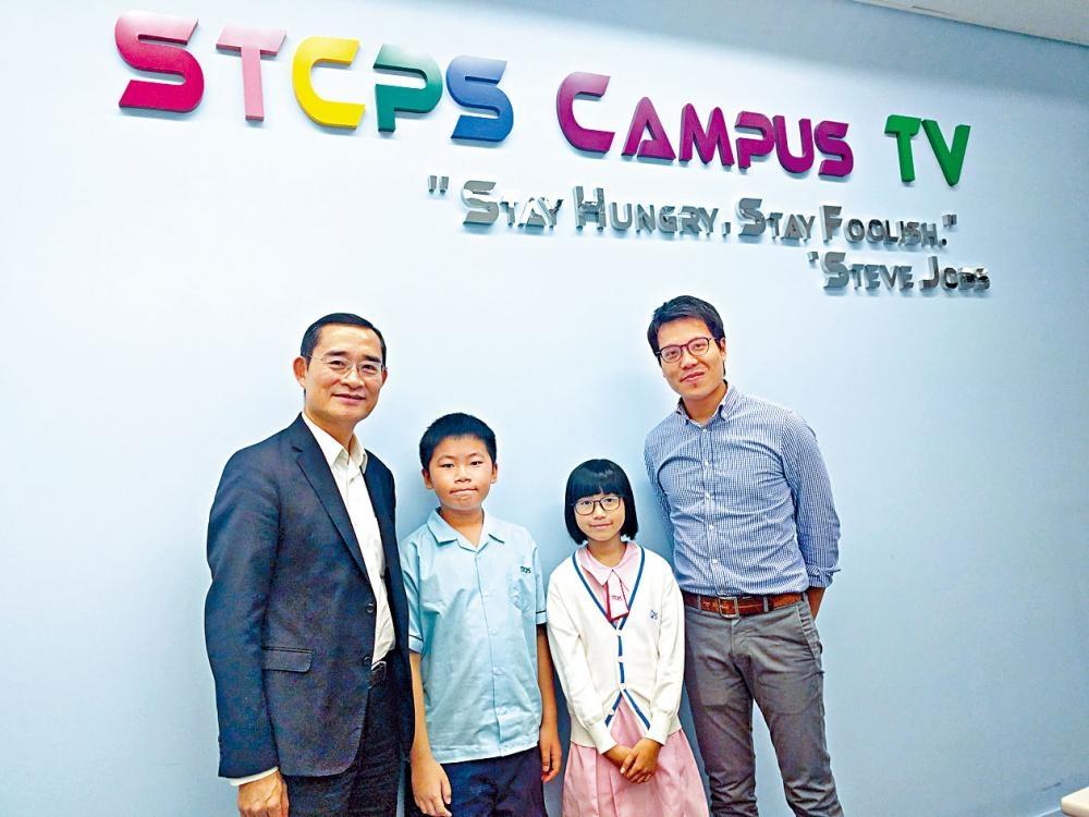 教育城行政總裁鄭弼亮指,教育界近三、四年開始談論運算思維能力,有不少像馮朗的教師參加有關運算思維的工作坊。