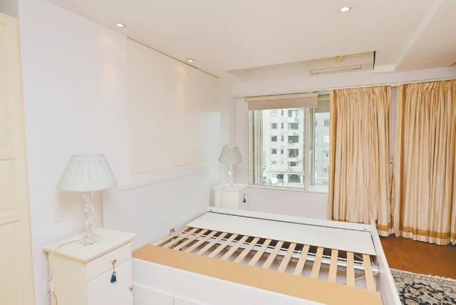 ■主人睡房空間偌大,可放置雙人牀並3邊下牀。