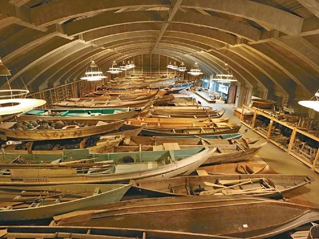 三重縣 海の博物館