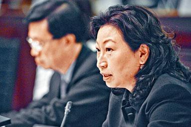 ■鄭若驊說,香港非常重視國際之間的交流及合作。