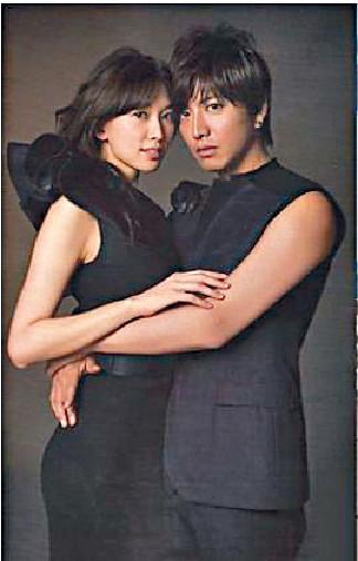 ■志玲跟木村拓哉在10年合作日劇《月之戀人》而成為好友。