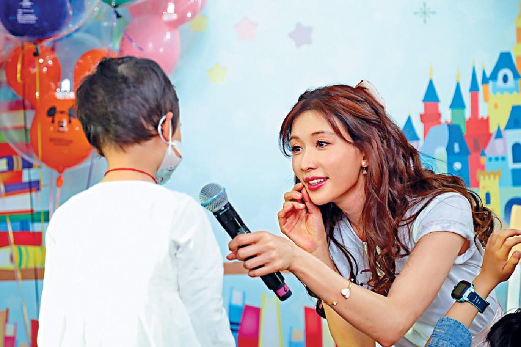 ■志玲最近一次出席公開活動,是上月29日到上海。