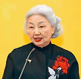 ■梁愛詩強調,香港法治和司法獨立受到憲制上的保障。