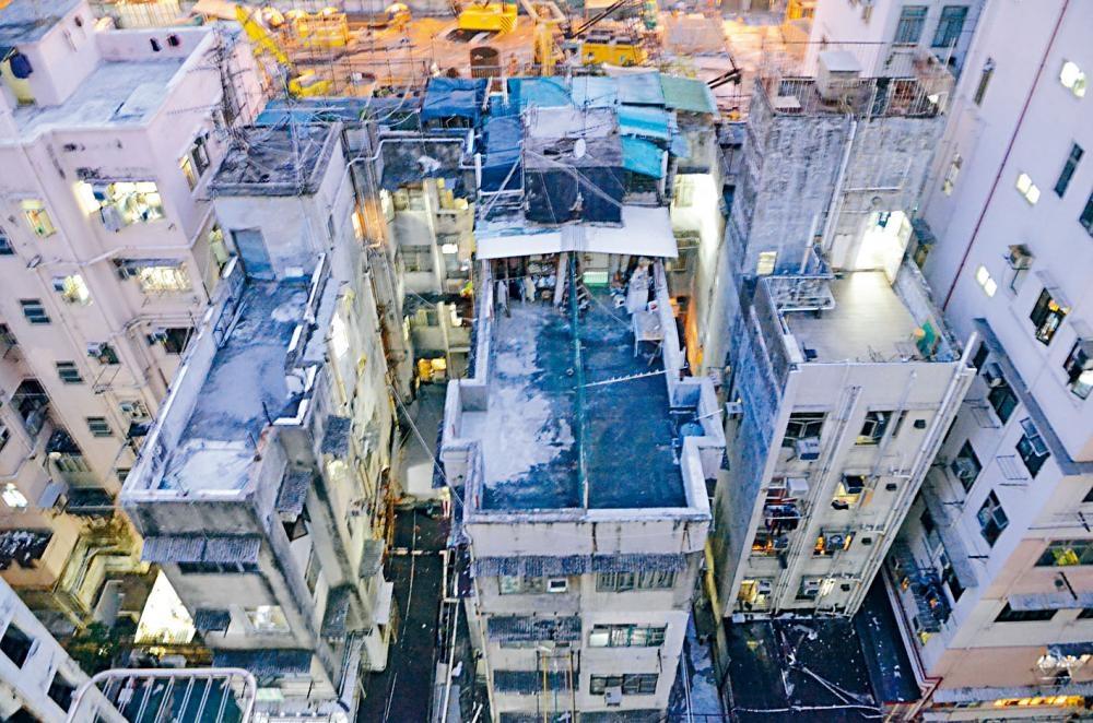 深水埗醫局街舊樓錄連環成交,共涉資320萬。