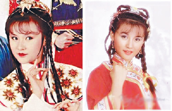 ■84年跟梁朝偉、劉嘉玲、吳君如和毛舜筠合作《 鹿鼎記》,Flora姐演的「建寧公主」令人印象難忘。