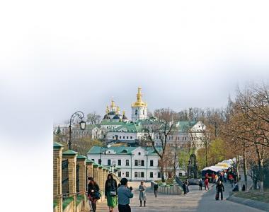 世遺建築 烏克蘭洞窟修道院