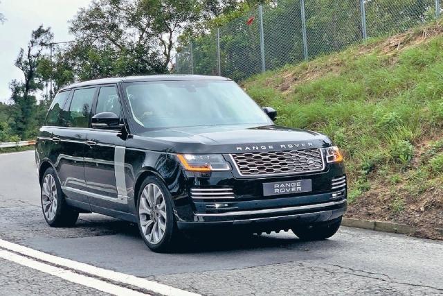 P400e新版開售  Range Rover混燃旗艦
